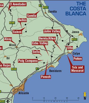 Коста Бланка