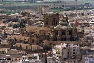 Гранада. Испания