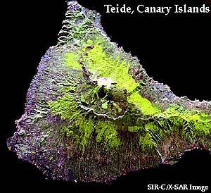 Канарские острова. Испания