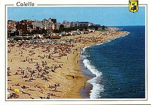 Калелья. Испания