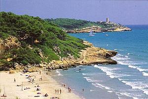 Таррагона. Коста Дорада. Испания