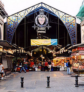 Рынок Las Ramblas